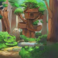 treehouse by thlbest