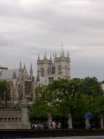 Westminster Abbey by Wolfgirl-livy