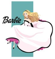 Beautiful Barbie by BetterthanBunnies
