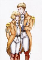 SNK Uniform by MaryIL
