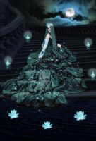 Lady Of The Lake by Parvati1980