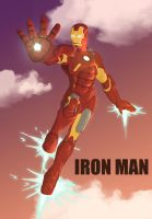 Marvel's Iron Man by TopHatTruffles