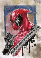 DEADPOOL by Vinz-el-Tabanas