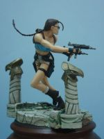 Lara Croft 00 by Ghost04300