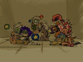 Koopaling Snapshot... by mysketchbook