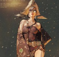 Winter, 2062 Final by couscousteam