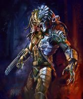 13 Nights 2011 Predator by Grimbro