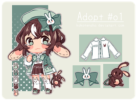 Adopt# o1 || OPEN $30 by KokoTensho
