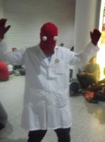 London MCM Expo - Doctor Zoidberg. by DoctorWhoOne