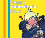 Persona 4 :: Happy Valentine's Day! by Spychedelic