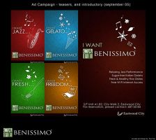Cafe Benissimo's Ad Campaign4 by paultan