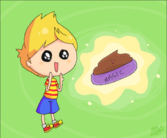 IS THAT... MAGIC PUDDING?? by WithoutInspiration