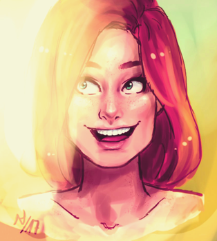 You Are My Sunshine by thalle-my-honey
