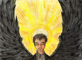 Crowley in S7 Contest Entry by rindaimaiou