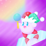 Mirror Kirby by Chenanigans