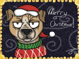 Buddy's Christmas Sweater by SuchTortoise