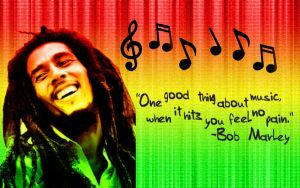 Bob Marley: You Feel No Pain by mellipsky