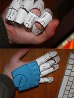 Automail - finger pattern by Splicer02