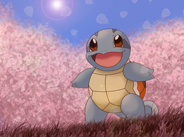 Squirtle two by Thunderwest