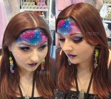 Glitter Galaxy by KatieAlves