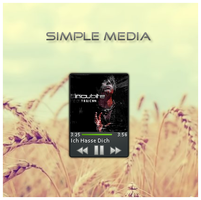 simple media by SABBAT2010