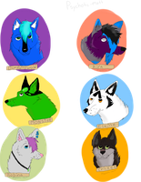 Requests Batch 1 by CrankyPup