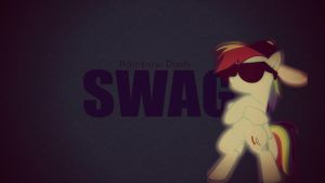 Swag Dash Wallpaper by CelestiasRevenge