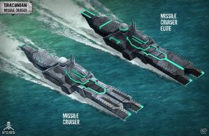 BP Missile Cruiser by DNA-1