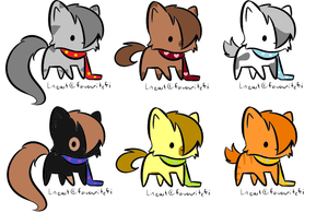 Really Cute Kitty Adopts! by superstel