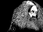 Alan Moore by dmax666