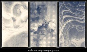 Tileable Abstract Patterns by WebTreatsETC