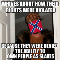 Scumbag Confederate by Party9999999