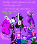 Spirit Day Anime Collage by lalalalakellinisepic