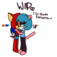 Comfort -WIP- by ChickenNuggetGalaxy