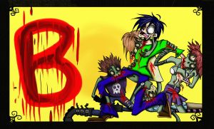 B is for Billy... by nelfalot