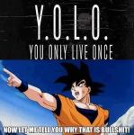 Dragonball+ Y.O.L.O=? by Yuma76