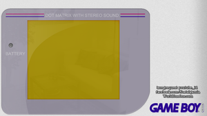 Game Boy Stream Background / Skin by Moelleuh