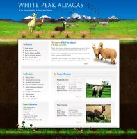 White Peak Alpacas by hood-lord
