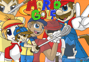 MGAT Ultimate Golfer Wallpaper by Cruzerchic123