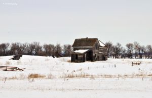 The Old Homestead by erbphotography