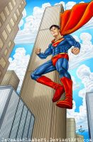 Superman by JeremiahLambertArt