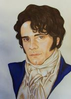 Mr. Darcy by IamPetra