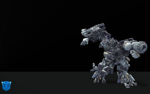 Ironhide 2560x1600 by timlori
