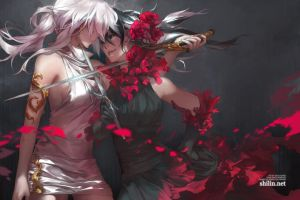 Carciphona - Tango by shilin