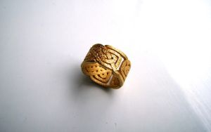 Celtic Knot Ring by Alecat