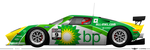 Ford GT - BP by BlameMeForBeingWeird