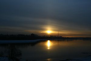 Irkutsk in the morning by migiel11