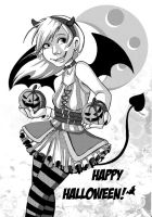 Halloween fun by kangel