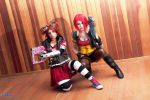 Borderlands girls by DihAyala