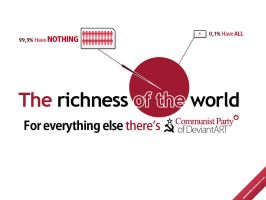 Richness of the world by delatorre-politik